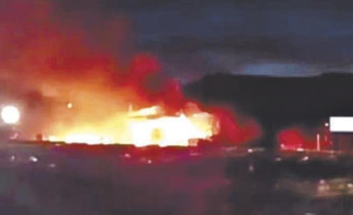 """Explosión causa pánico entre  """"sanjuaneros"""""""
