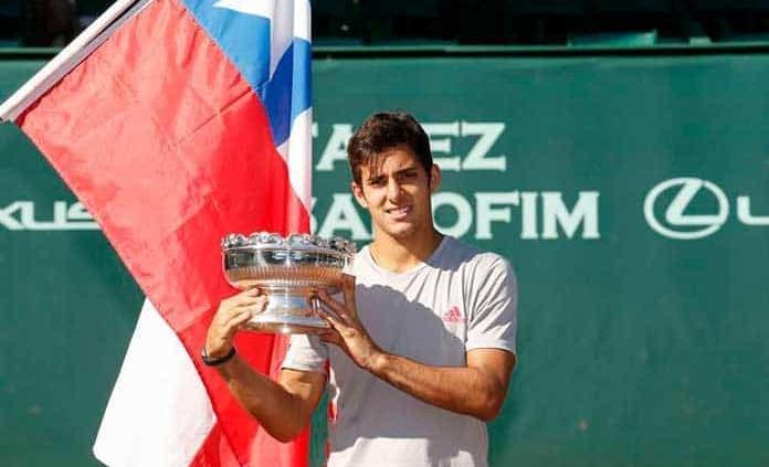 Garín se corona en Houston para ganar su 1er. título ATP