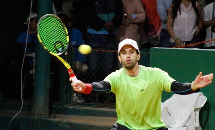 Potosino Manuel Sánchez consigue victoria en el arranque del San Luis Open Challenger