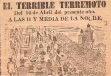 #Especial | Se cumplen 112 años del terremoto que generó un tsunami en Acapulco