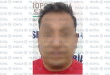 Por privación ilegal de la libertad, un sujeto fue detenido en Ciudad Fernández