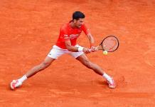 Djokovic espera rival en tercera ronda de Montecarlo y Cilic cae ante Guido Pella