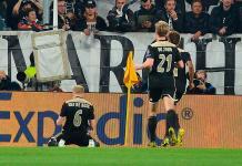 Ajax repite la hazaña: Elimina a la Juventus con todo y CR7
