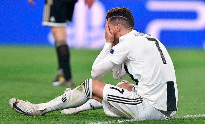 Ajax liquida a la Juventus de CR7 y está en semis