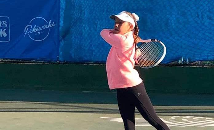 Al rojo vivo está el Nacional Infantil-Juvenil de Tenis