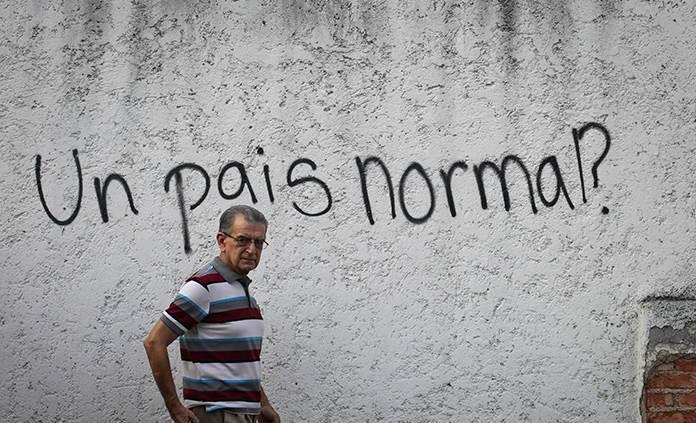 """Tras años de crisis, los venezolanos se preguntan qué es """"normal"""""""