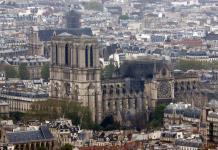 Empresarios franceses donarán 300 millones de euros para reconstruir Notre Dame
