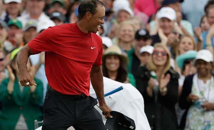 Ronda final de Masters, la emisión diurna de golf más vista