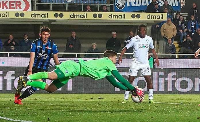 Atalanta realiza 32 disparos pero empata 0-0 ante el Empoli