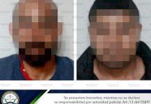 Capturan a dos secuestradores de comerciante