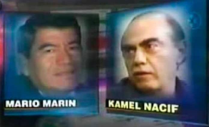 Asegura AMLO que se enteró por la prensa de las órdenes de aprehensión contra Marín y Nacif