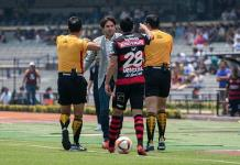 Comisión Disciplinaria suspende un partido al DT Bruno Marioni