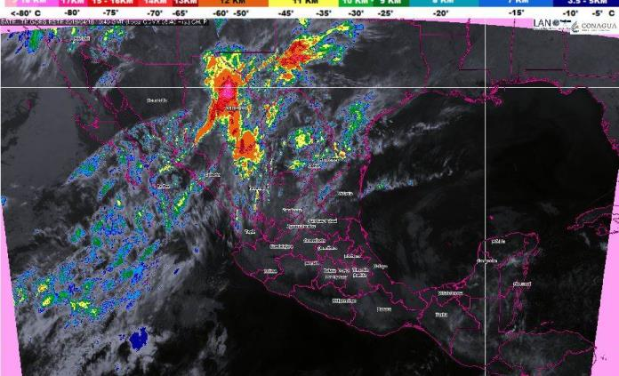 Prevén temperaturas de calurosas a muy calurosas en gran parte de México