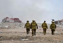 Continúa emergencia atmosférica en Guadalajara por incendio
