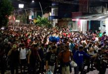 Se fugan 8 cubanos del INM en Tuxtla Gutiérrez; deportan a 148