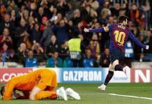 Messi y Barcelona regresan a las semifinales