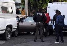 Violencia deja seis muertos en la Ciudad de México