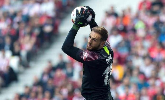 Jan Oblak renueva con el Atlético de Madrid hasta 2023