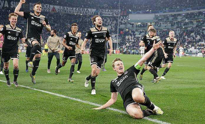 La plantilla del Ajax vale 420 millones de euros; es la vigésima del mundo
