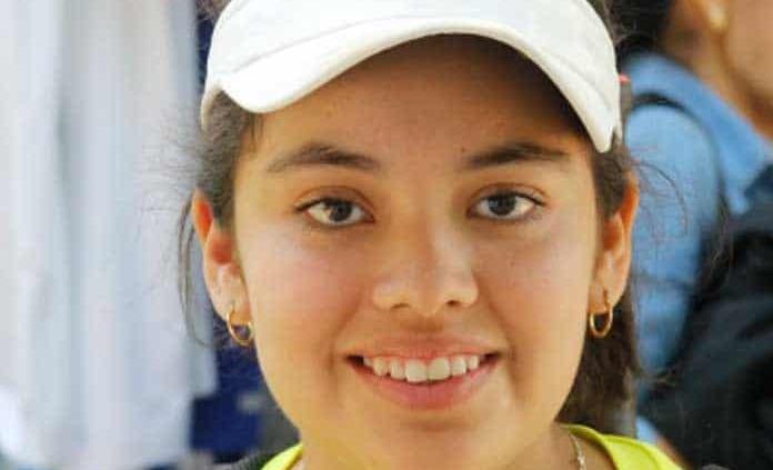 Avanza Anabel Aguilar en el Nacional de Tenis