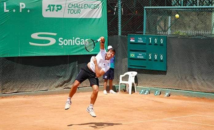 Cayó el campeón Krstin en la Open Challenger 2019