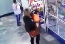 Madre de bebé robada en alcaldía Cuauhtémoc pide celeridad en revisión de cámaras
