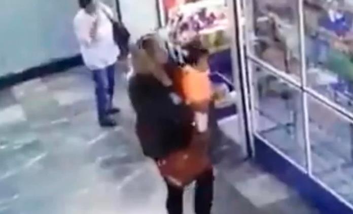 Hallan a la bebé Nancy en Ciudad Nezahualcóyotl