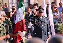 Inicia construcción de dos nuevos cuarteles para la Guardia Nacional