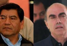 Liberan orden de aprehensión contra M. Marín