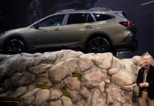 En el Salón de Nueva York, nuevos modelos de Lincoln, Toyota, Hyundai y Subaru