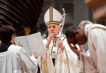Papa Francisco acepta renuncia de obispo brasileño