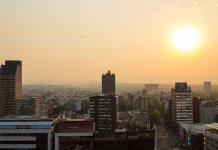 Continúa contingencia ambiental por partículas PM2.5 y Ozono en Valle de México