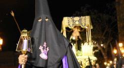 La Procesión del Silencio en San Luis Potosí, un toque sevillano en México
