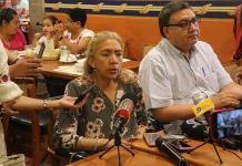 Sindicatos y militantes de Morena reiteran su apoyo a Francisca Reséndiz