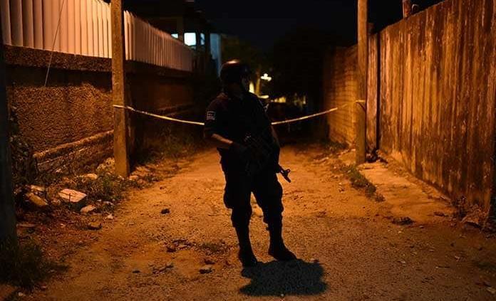 Difunden video de fiesta previo a la masacre en Minatitlán