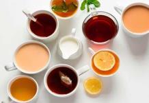 Cinco infusiones benéficas para la salud