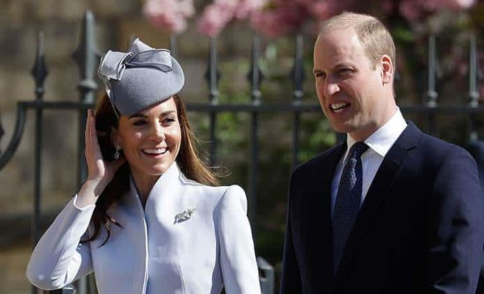 William y Kate sorprenden a niños a través de Instagram