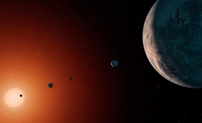 Los planetas se forman en unas sopas orgánicas con múltiples recetas