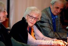 La poeta Ida Vitale será condecorada por el Ministerio de Cultura francés