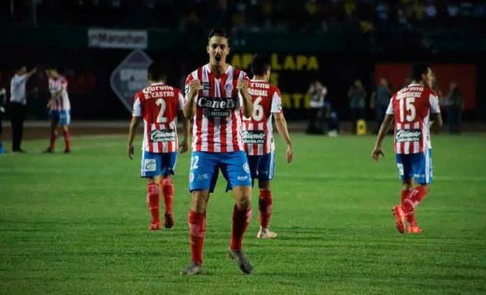 Ian González es nuevo futbolista del Toluca