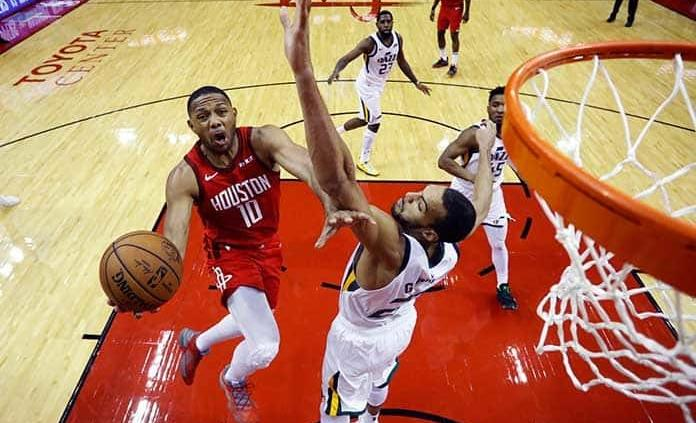 Rockets someten al Jazz