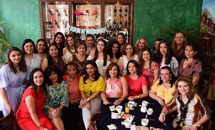 Melissa Morales Sáinz, feliz en la víspera de su enlace