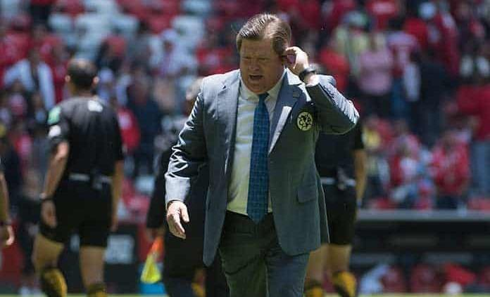 Nos quitaron un penal; dice Miguel Herrera tras perder con León