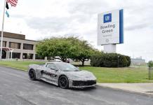 GM agrega segundo turno y más de 400 empleos/hora para el nuevo Corvette