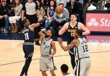 Denver impone condiciones y gana a San Antonio en semifinales de la NBA