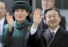 Naruhito, próximo emperador de Japón
