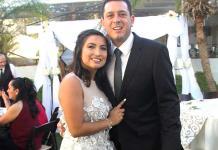 Paulina Segovia Gutíerrez y Gerardo Tamez realizaron su enlace civil
