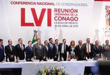 Asume Francisco Domínguez, gobernador de Querétaro, presidencia de la Conago