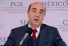 Desechan demanda de juicio político contra Murillo Karam