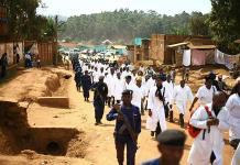Récord de casos de ébola en solo un día